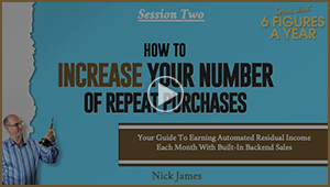 Bonus Video 2: How To Increase Your Number Of Repeat Purchases